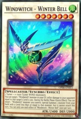 Windwitch - Winter Bell - OP06-EN011 - Super Rare - Unlimited Edition