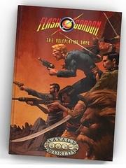 Savage World Of Flash Gordon Rulebook HC