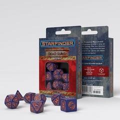 STAR90 Starfinder Dice Set: Dead Suns
