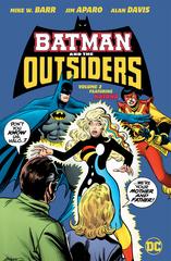 Batman & The Outsiders HC Vol 02