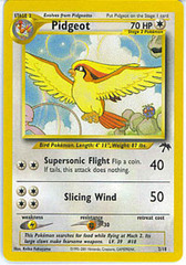 Pidgeot - 2/18 - Promotional