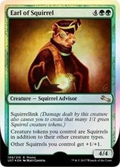 Earl of Squirrel - Foil - Launch Promo Unstable