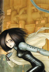 Battle Angel Alita Deluxe Edition Hardcover Vol 02
