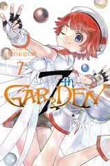 7th Garden Graphic Novel Vol 07 (Mature Readers)