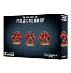 Blood Angels Aggressors