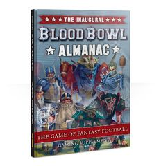 Blood Bowl Almanac
