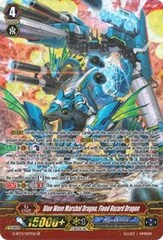 Blue Wave Marshal Dragon, Flood Hazard Dragon - G-BT13/S07EN - SP on Channel Fireball