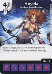Angela - Divine Retribution (Die and Card Combo)
