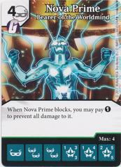 Nova Prime - Bearer of the Worldmind (Card and Die Combo) Foil