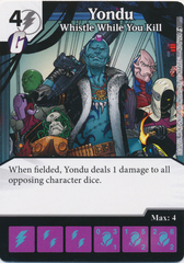 Yondu - Whistle While You Kill (Card and Die Combo) Foil