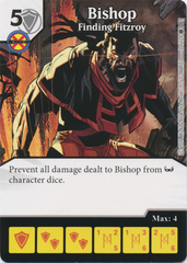 Bishop - Finding Fitzroy (Die and Card Combo)