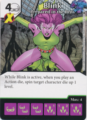 Blink - Prepared in the Pens (Die and Card Combo)
