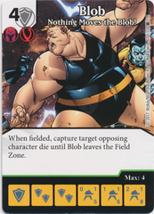 Blob - Nothing Moves the Blob! (Card Only)