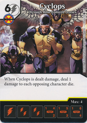 Cyclops - Through Rose Colored Lenses (Die and Card Combo)