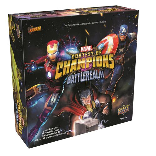 Marvel: Contest Of Champions - Battlerealm