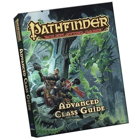 Pathfinder RPG: Advanced Class Guide (Pocket Edition)