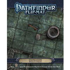 Pathfinder Flip-Mat: Multi-Pack Dungeons
