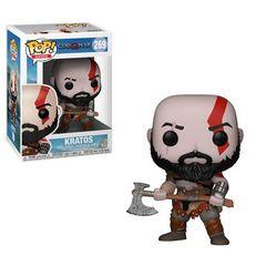 #269 - God Of War: Kratos W/ Axe