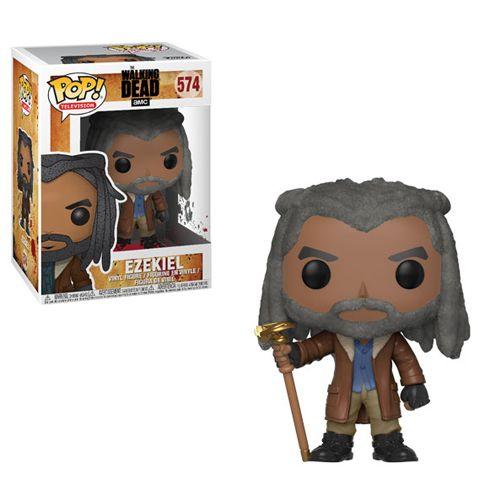 Pop! Tv 574: The Walking Dead - Ezekiel