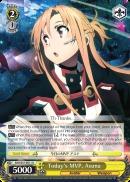 SAO/S51-E011 U Today's MVP, Asuna
