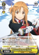 SAO/S51-E016 C Prepared for Battle, Asuna