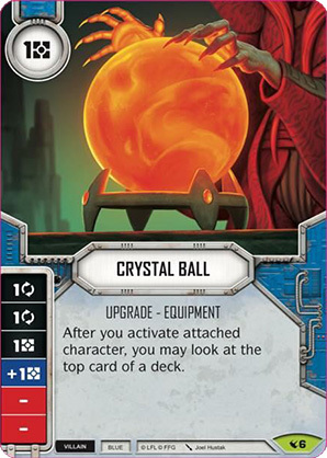 Crystal Ball - ALL OTHER TCG'S » DESTINY SINGLES » Legacies Singles