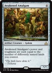 Awakened Amalgam on Channel Fireball