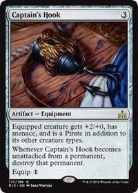 Captains Hook