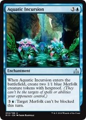Aquatic Incursion - Foil