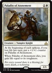 Paladin of Atonement - Foil