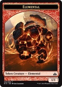 Elemental Token (002)