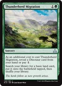 Thunderherd Migration