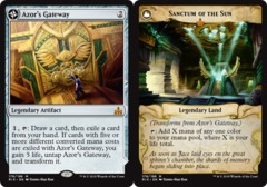 Azor's Gateway // Sanctum of the Sun - Foil on Channel Fireball