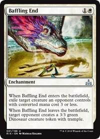 Baffling End - Foil