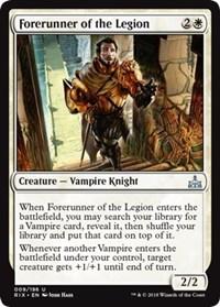 Forerunner of the Legion - Foil