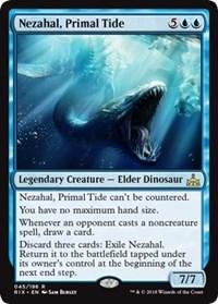 Nezahal, Primal Tide - Foil
