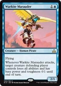 Warkite Marauder - Foil