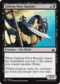 Fathom Fleet Boarder