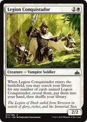 Legion Conquistador - Foil