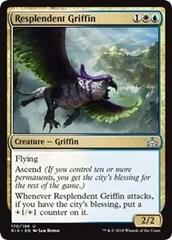Resplendent Griffin - Foil