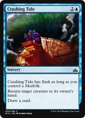 Crashing Tide - Foil