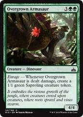 Overgrown Armasaur - Foil