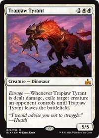 Trapjaw Tyrant - Foil