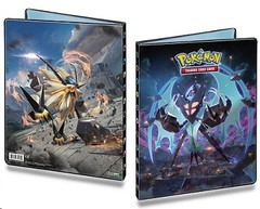 Pokemon Sun & Moon Ultra Prism 9 Pocket Binder