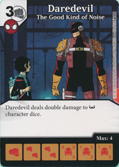 Daredevil - The Good Kind of Noise (Card Only)