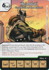 Heimdall - Guardian of the Bifrost (Card Only)