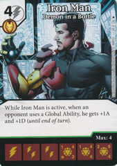 Iron Man - Demon in a Bottle (Card Only)