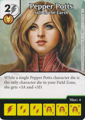Pepper Potts - Salt of the Earth (Card and Die Combo) Foil