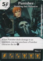 Punisher - Wedding Day Massacre (Card Only)
