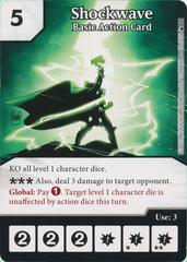 Shockwave - Basic Action Card (Card Only)